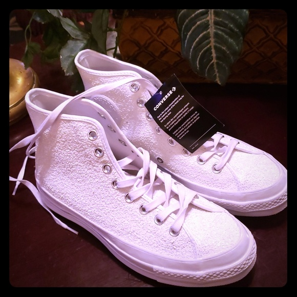Converse 7 After Party Glitter High